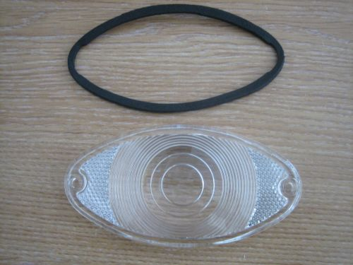 Clear White Lens for Cats Eye Tail Light