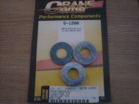 CRANE Valve Spring Shims Fits 1984up Evo, XL, FL, FX 4 Shims of Each .015