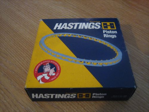 Hasting Rings Cast .050 1pair Fits XL 1000cc E72-85 Harley Davidson