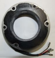 Wassell Replica Lucas ( LU47149 ) 5 wire stator for BSA / Triumph models with battery less ignition.
