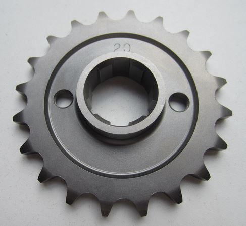 Gearbox sprocket for Triumph TR6,T120 etc 1963-74, T150 1969-72, 4 speed, B