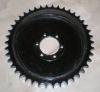 Rear Sprocket Drum - AJS / Matchless Heavyweight 42T Replacement OEM 02-5225