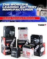 Yuasa YTX14L-BS replaces Sportster XL 04-14 Harley Davidson 65958-04 : High Performance Maintenance Free Battery