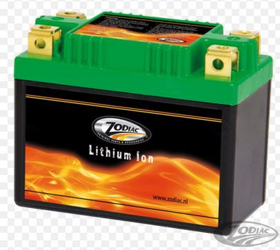 LITHIUM-ION Battery replacement YTX30 Harley Davidson Touring FLH & FLT1997