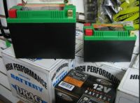 300 CCA LITHIUM-ION Battery YTX1YB16-B YB16-B-CX YB16L-B YB16HL-A-CX YB16-3 Harley Davidson 65989-97A 65989-90B 69991-82B 69991-75C V Rod #738046