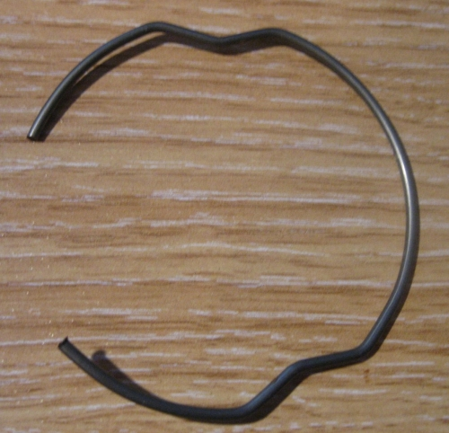 Fork Seal RETAINER RING 49-84 replacement for Harley Davidson 45842-77