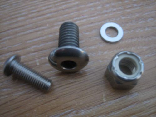 Seat Hold Down Screw Repair Kit