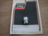 Colony Chrome Timing Hole Plug and Oil Tank Plugs with 5/8