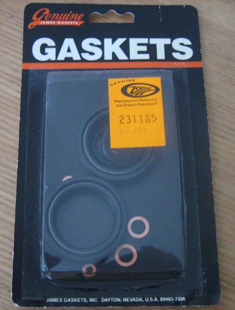 James Fork Seal Kit Fits 35mm Showa Forks XL, FX & FXR 1984-1987 Harley Dav