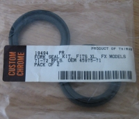 Fork Seals 19494 Fits Sportster and FX Models from 71-72 Harley Davidson