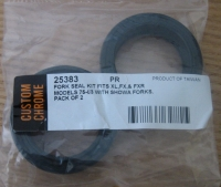 Fork Seals 25383 fits Sportster, FX and FXR models from 75-83 with 35mm Showa Forks Harley Davidson