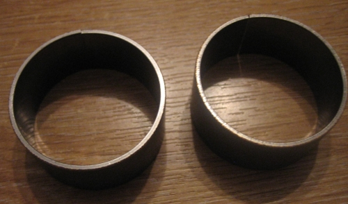 Fork Bushing Lower 160170 x 1 pair with Teflon 41mm Fits Harley Davidson