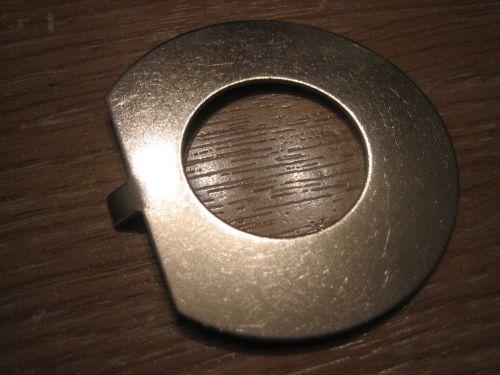 Stem Nut Lock Tab 09627 fits most Forks 49-14 Big Twins Harley Davidson