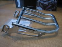 Motherwell 2-UP rack for Harley Davidson Sportster 04 up Dyna 06 up & Softail Springer, Fat Boy, Heritage & Custom 2000 up  MWL-165/165B
