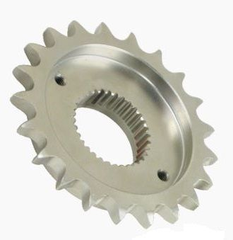 28.17mm Total Width Sprocket to convert Harley Davidson 5 Speed Softail, FX