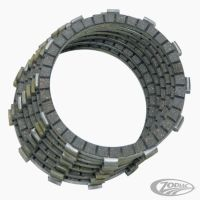 Sportster 84-90 clutch friction plates replaces Harley Davidson 36788-84