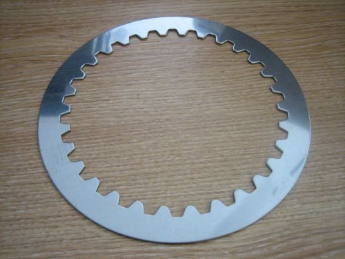 Sportster 84-90 clutch STEEL DRIVE plates replaces Harley Davidson 36787-84