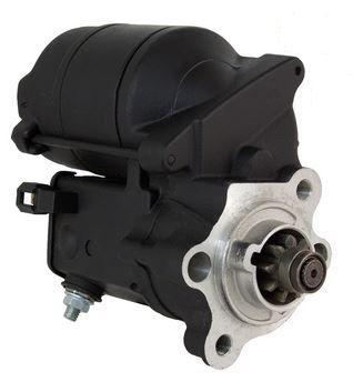 Sportster Starter Motor 81-13 replaces Harley Davidson BLACK 1.4KW 31390-91