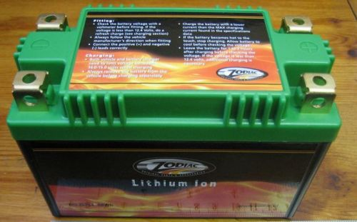 330 CCA LITHIUM-ION Battery to replace the Buell Harley Davidson