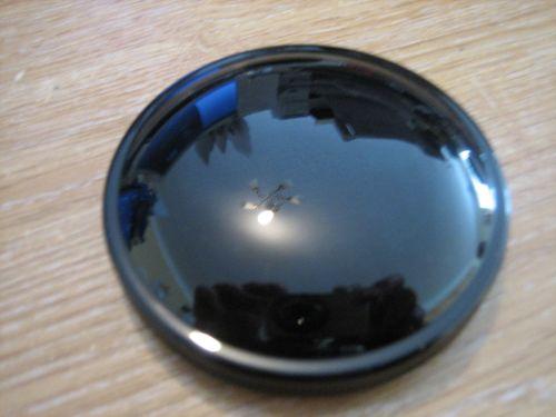 Black Gas Cap Cam Lock Vented