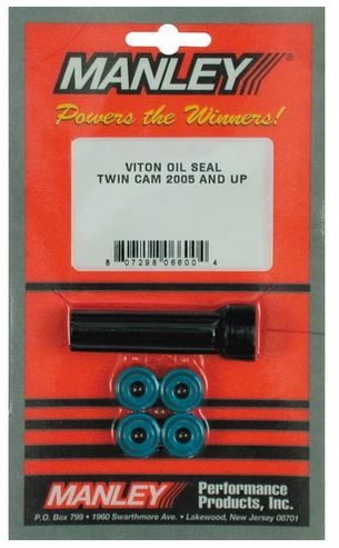 MANLEY Valve Stem Seal Kits.. WITH Instalation Tool .. From 1957 - 2015