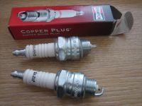 CHAMPION J12YC Copper Plus spark plugs for Big Twin 48-74 aftermarket alternative to OEM Harley davidson OEM # 3-4