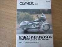Clymer Manual For FLH / FLHR Twin Cam 88 & 103. 1999-2005
