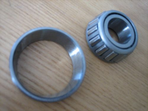 Swingarm Taper Bearing ( 2 required ) use old ring spacer Harley Sportsters