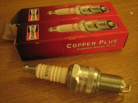 CHAMPION N12YC Copper Plus spark plugs for Big Twin 78-99 aftermarket alternative to OEM Harley davidson OEM # 5A6 & 5R6A