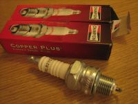 CHAMPION D14 Copper Plus spark plugs for Flatheads & Knuckles aftermarket alternative to OEM Harley davidson OEM #4