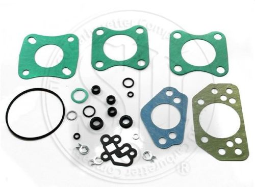 SU Carburetor Rebuild kit includes gaskets & EARLY type spindle seals found