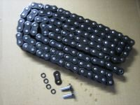530 x 118 Link X Ring Chain. For Harley Davidson Buell Bobber Chopper or any CUSTOM build
