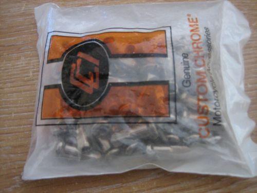 Chrome Spoke Nipples Stock Lenght 42 pcs/set 8Ga S/Steel