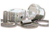Wiseco Piston Kit for Harley 86-19 Sportster 883 to 1200 conversion : NOTE 08 up modes REQUIRE 1200cc Sportster cylinders