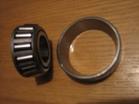 Tapered Wheel Bearings & Cone replaces Front & Rear of Most Harley Davidson Models OEM 9052 from 73-99