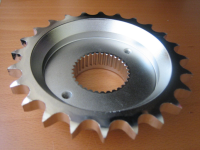 28.18mm or 36.07mm TOTAL WIDTH 33 Splined Trans Chain Drive Sprockets for Harley Davidson Big Twins & Sportsters & Buell + CUSTOM Build RevTech Zodiac