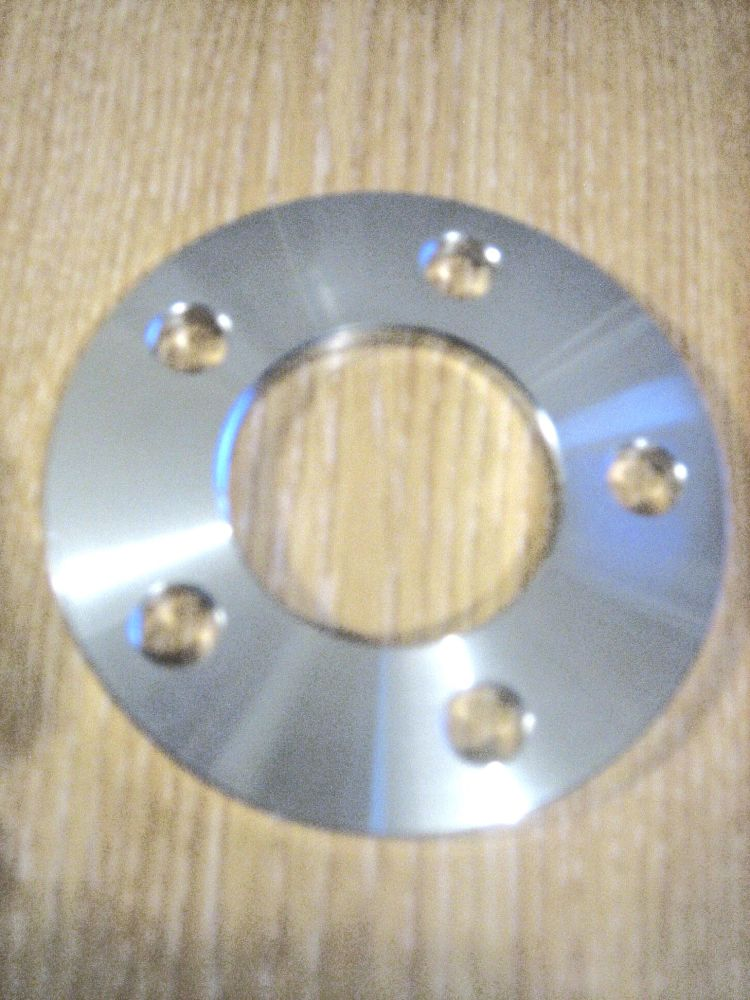 Disc / Sprocket Rota Spacer  6.38mm or 1/4
