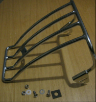 SOFTAIL Chrome Solo Luggage Rack Fits FXST, FLST 97-99 Harley Davidson**