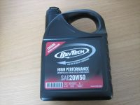 Rev Tech 20W-50 Oil SAE 1 gal US High Performance Oil For Harley Davidsons