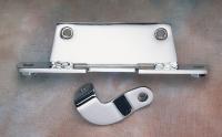 84-99 oil tank brackets replaces Harley Davidson OEM 62704-84 62707-84