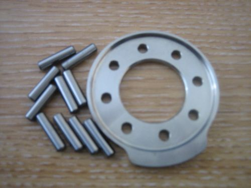 Internal fork stop for Harley Davidson press in type cups ( also used in ou