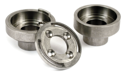 Internal fork stop for Harley Davidson press in type cups hidden fork cup s