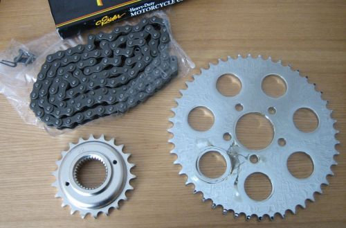 Harley chain drive conversion sprockets & chain 2000 to 2005