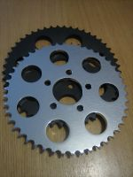 LATE 2000up Rear Sprockets for converting 2000 to present Harley Davidson models to chain drive conversion