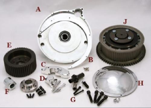 BDL 2 inch parts