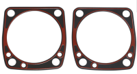 EVO BASE Gasket EVO BIG TWIN... JAMES Steel Gasket upgrade for 16777-94 Harley Davidson 84-99