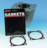 BASE Gasket SPORTSTER... JAMES for Harley Davidson ( IDEALY 883 & 1200 ) 1986 - 2020 upgrade for 16774-96