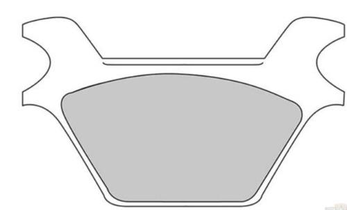 Big Twin & Sportster Disc pads Rear FERODO FDB2001PRP for 87-99 Big Twin &