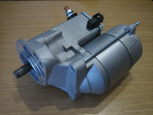 Starter Motor for Harley Davidson models 1994 - 2006 Big Twins ( except 200