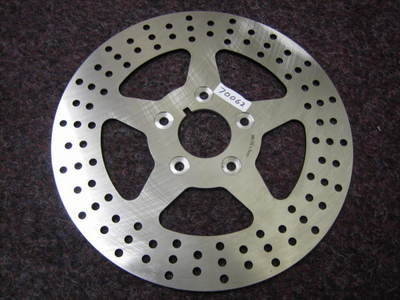 REAR 84 - 99 Brake Disc Rotor for Harley Davidson Cycle Haven